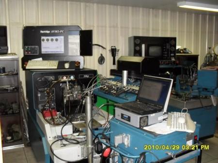 AVM2-PC  Homologué réparation DP200, 210, 310 & Stanadyne DE10