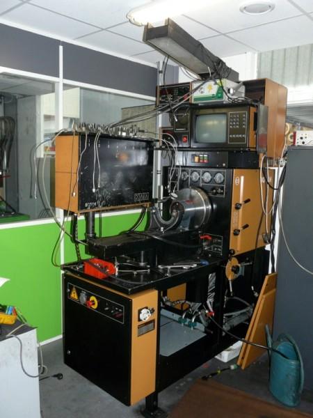 EPS-704  Homologué réparation toute pompe rotative & ligne Bosch