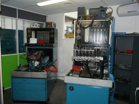 Hartridge 2005  Homologué réparation toute pompe rotative Bosch & Delphi