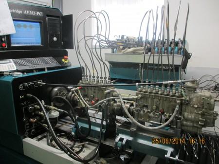 AVM2 avec pompe KHD V16