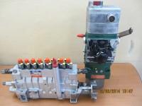 Pompe Sigma + régulateur H20